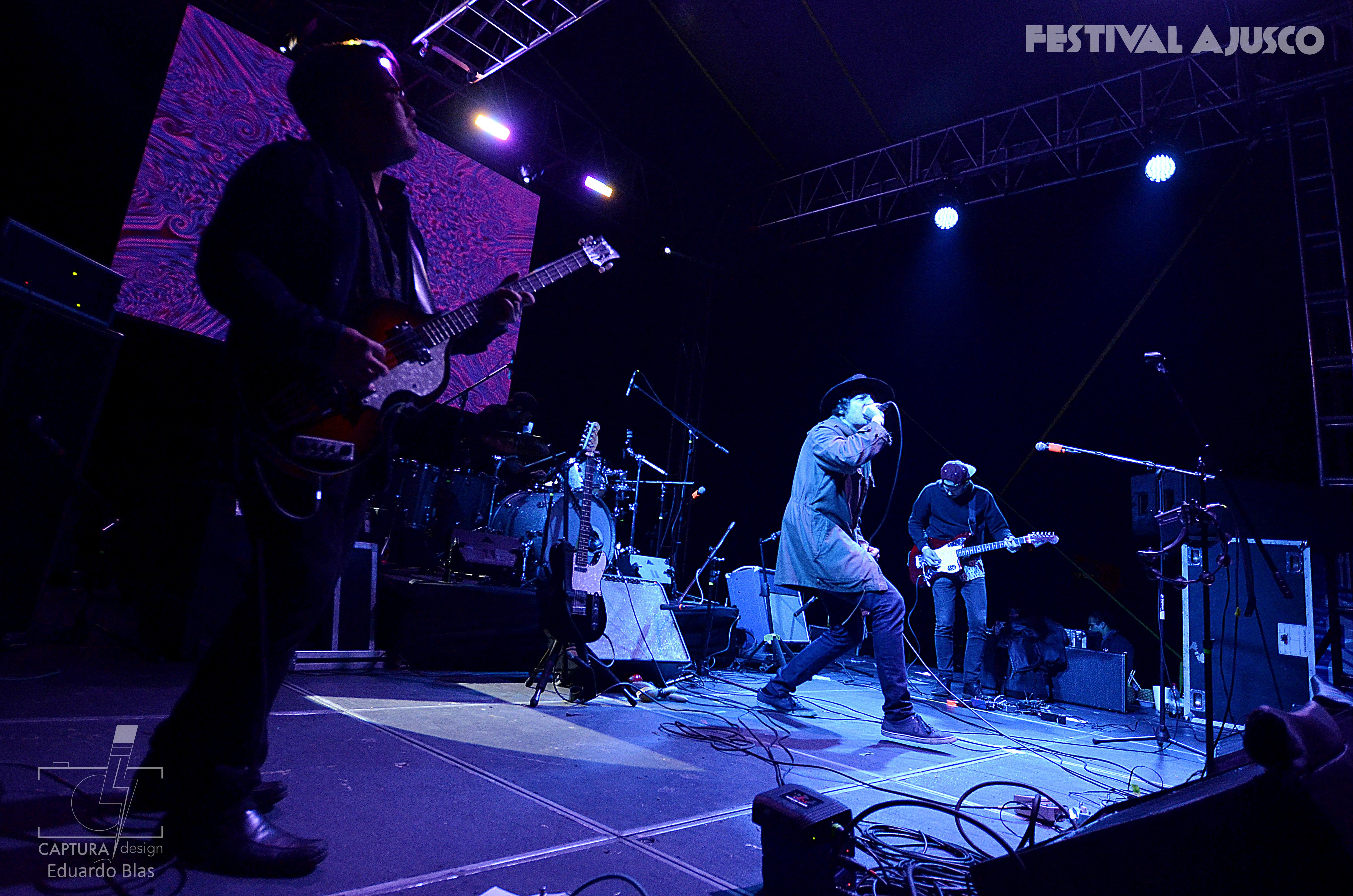 Festival Ajusco, Photo by Eduardo Blas