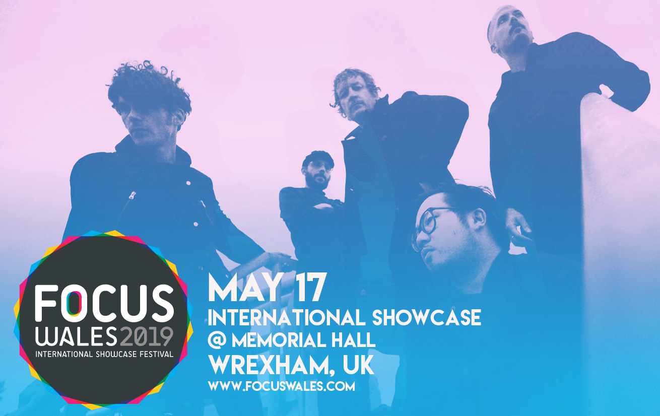 The High Dials @ FOCUS Wales - May 17, 2019
